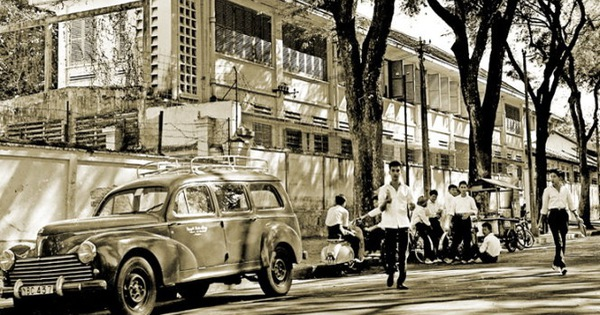 Nhìn ảnh Sài Gòn xưa mà lòng rưng rưng - Tuổi Trẻ Online